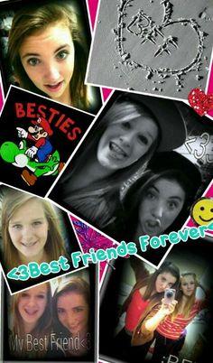 She IS my best friend(: <3