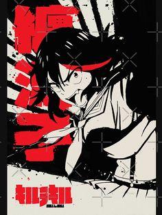 Kill La Kill, Widescreen Wallpaper, Wallpapers, Poster Prints, Art Prints, Anime Sketch, Tshirt Colors, Vintage Posters, Manga
