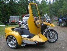 Sidecar Dual Sport