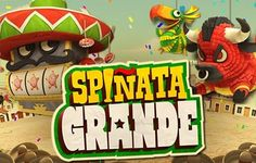 NetEnt are one of the best providers around and this is one of their leading slots. They've hit upon leftfield concept that's wonderfully fun and created a flamboyant design that does it justice. Spiñata Grande is an engaging game that can quickly engross and is capable of instantly lifting your mood. #CasinoGames #Slots #NetEntOfficial #777Casino