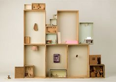 dollhouse by Lucy May Schofield