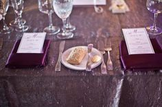 Wedding Menus by Fort Lauderdale Invitations - Visit our website for ordering information or search for us on Etsy @ Milgrim Designs! Fort Lauderdale * Hollywood * Miami * Palm Beaches * We Ship across the USA!