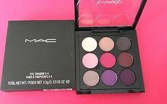 MAC Fashion Pack Runway Worthy X9 Eye Shadow Palette* 100% Authentic BNIBB