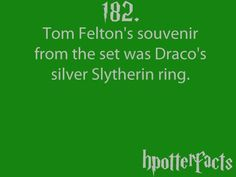 #hpotterfacts 182