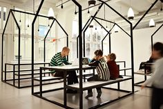 School Without Walls Fosters A Free-Wheeling Theory Of Learning