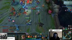 Professional League of Legends player Zven inting insanely hard on livestream https://clips.twitch.tv/zvanillan/SmoggyGorillaKappaWealth #games #LeagueOfLegends #esports #lol #riot #Worlds #gaming