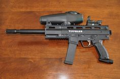 I mean Tippmann. a classic. Paintball, Letting Go, Classic, Derby, Lets Go, Classic Books, Move Forward