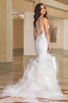 Justin Alexander Fall 2016 Wedding Dresses #bridal #wedding #weddingdress #weddinggown #bridalgown #dreamgown #dreamdress #engaged #inspiration #bridalinspiration #weddinginspiration #weddingdresses