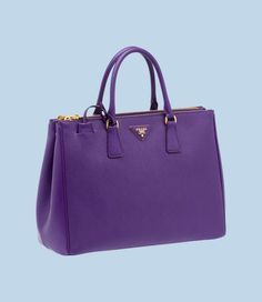 Prada Bag Purple
