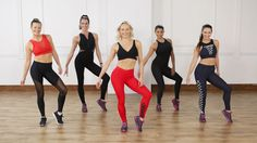 2/28/17 Complete 2/27/17 first 43 Min Dance your way to torching major calories with this 45-minute cardio dance workout celebs love from Simone De La Rue creator of Body by Simone. POPSUGAR Fitn...