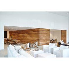 James Perse showroom at the Pacific Design Center LA