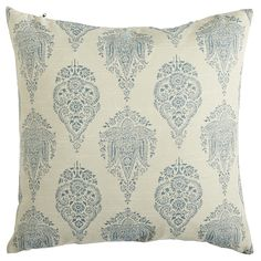 Pier One Pillow Silk removable pillow