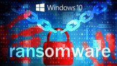 Ciudado, correo ofreciendo update gratis de Windows 10 secuestra tu pc