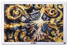 #ThinkGeek                #ThinkGeek                #Doctor #Series #Posters  Doctor Who Series 5 Posters                                                   http://www.seapai.com/product.aspx?PID=1806245