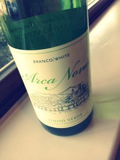 2012 Arca Nova White Vinho Verde-A product of nature with fresh fruity aromas, this wine is ideal to pair with Mediterranean & Asian cuisine.