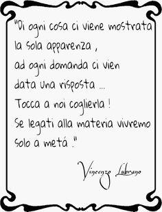 Buon pranzo a tutti voi !   Vincenzo Lubrano