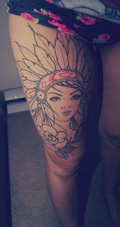 Sexy girls tattoo #tattoo www.loveitsomuch.com