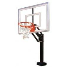 Hydro Champ II Adjustable Basketball System