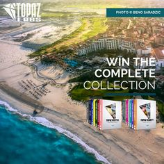 Enter to win the Topaz Labs Complete Collection of photography software!