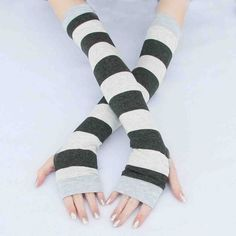 Extra Long Arm Warmers
