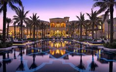 Dubai Beach Hotels - One&Only The Palm