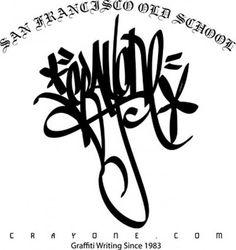 Crayone tag