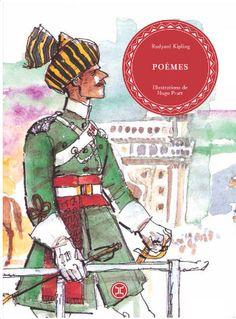 Pratt-Kipling-Poemes-BD-ineditie-Hugo-Pratt - W.B.