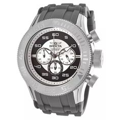 Watch Information Brand, Seller, or Collection Name Invicta Model Number INVICTA-14972 Item Shape round Dial window material type Mineral Display Type analog Clasp Type tang Case material stainless-st