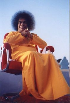 """""""Faith is like our life-breath. It is impossible to  live even for a minute in this world without faith."""" ~ Sri Sathya Sai Baba"""