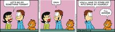 Garfield Cartoon for Nov/08/2013