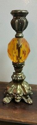 Check out this item in my Etsy shop https://www.etsy.com/listing/211345274/vintage-hollywood-regency-amber-plastic