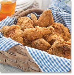 Paula Deen - Crispy Fried Chicken