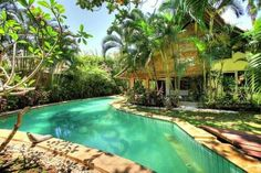 Staying in Ubud villas does not make you lose the impression that Bali is identical to the beach Ubud Villas, Bali House, Kuta, Luxury Real Estate, Property For Sale, Beach, Outdoor Decor, Seaside