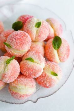 sweet ricotta peach cookies