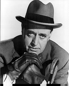 The superb actor, Alistair Sim, born Alastair George Bell Sim, CBE - Hollywood Actor, Golden Age Of Hollywood, Hollywood Stars, Classic Hollywood, Old Hollywood, Comedy Actors, Actors Male, Actors & Actresses, Old Film Stars