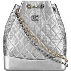 CHANEL Gabrielle Bag Collection at Bergdorf Goodman ❤ liked on Polyvore featuring bags, handbags, hand bags, chanel, purse bag, handbag purse and chanel bags