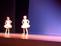 Age 3-4 Ballet, Love You Lots, Spring 2012