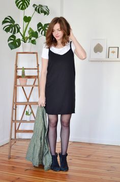 capsule wardrobe experiment outfit 5