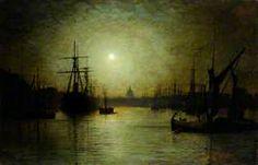 Thames Moonlight
