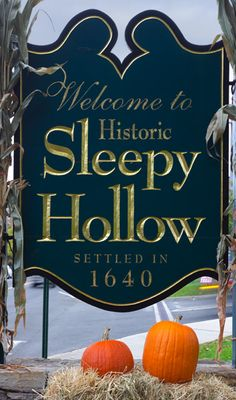The Real Sleepy Hollow - the Village and Countryside