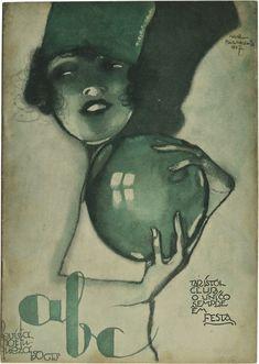'ABC' nº358, por Jorge Barradas, 26 Maio 1927