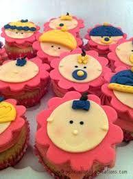 cupcakes fondant cute - Google Search