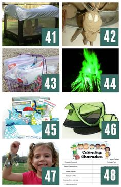 We've discovered even MORE genius camping ideas to make your next outdoor adventure the best. Ever wondered what things to bring camping? Camping Hacks With Kids, Camping Activities For Kids, Camping For Beginners, Camping Ideas, Camping Recipes, Beach Camping, Family Camping, Tent Camping, Outdoor Camping