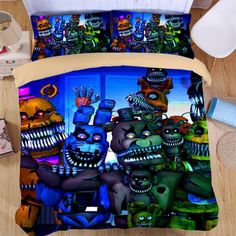 Five Nights At Freddys Room Ikea 174 Pink Comforter Target 174 Fnaf Twin Bed Sheets Freddy Plush Throw