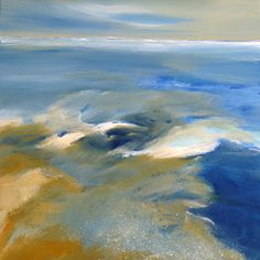 Visit the virtual gallery of Nelly van Nieuwenhuijzen. Buy artworks, originals and prints by artists of painting figurative expressionism. Abstract Landscape Painting, Seascape Paintings, Landscape Paintings, Virtual Art, Netherlands, Graphic Art, Sculptures, Art Gallery, Coast