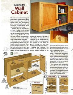 547 Folding Work Table Plans - Workshop Solutions Plans, Tips and ...