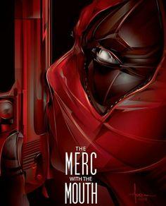 #deadpool #merc