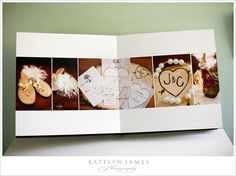 Bridal details spread from photographer Katelyn James