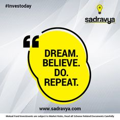 #Good_Morning_Everyone #MF #MutualFunds #Investoday #Sadravya