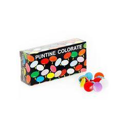 Mondial Lus Multi-Color Push Pins